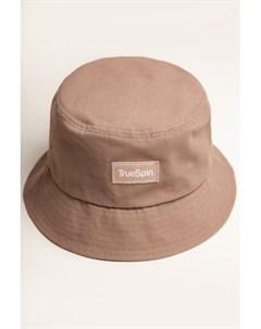 Панама Plain Buckets Beige L XL Truespin