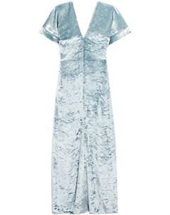Длинное платье Sonia rykiel