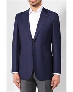 Шерстяной пиджак Brioni