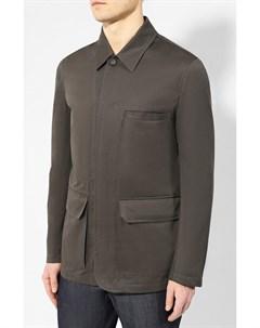 Куртка из смеси хлопка и кашемира Brioni