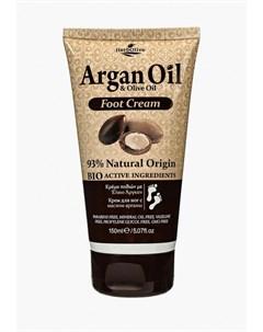 Крем для ног Argan oil