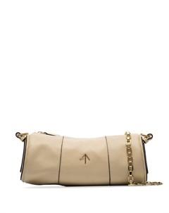 Цилиндрическая сумка на плечо Manu atelier