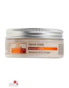 Маска для рук с мандариновым маслом и коллагеном MANDARIN 75 мл Milla halal cosmetics