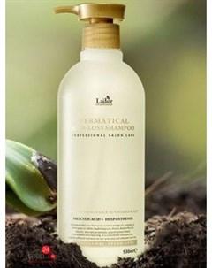 Шампунь против выпадения волос Dermatical Hair Loss Shampoo 560 мл LaDor Lador