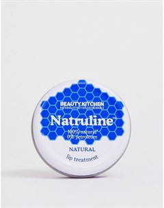 Натуральный бальзам для губ Natruline 20 г Бесцветный Beauty kitchen