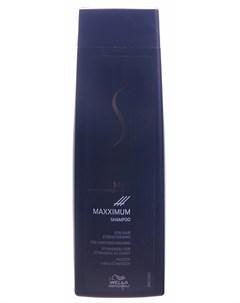 Шампунь против выпадения волос Максимум Maximum Shampoo 250 мл Wella sp