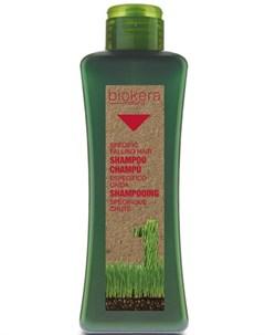 Шампунь против выпадения волос BIOKERA 300 мл Salerm cosmetics