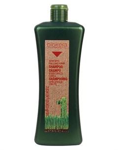 Шампунь против выпадения волос BIOKERA 1000 мл Salerm cosmetics