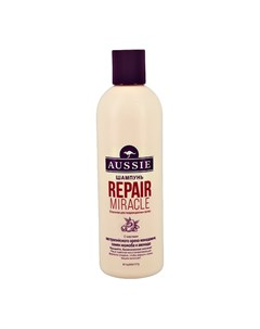 Шампунь REPAIR MIRACLE для поврежденных волос 300 мл Aussie