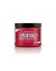 Тонирующая маска с интенсивным красным пигментом Color Intensity Care Butter Red Joico (сша)