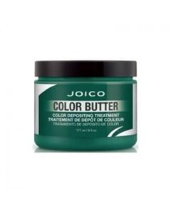 Тонирующая маска с интенсивным зеленым пигментом Color Intensity Care Butter Green Joico (сша)