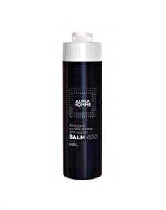 Бальзам кондиционер для волос Alpha Homme Pro Estel (россия)