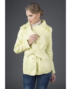 Женская ветровка Visconf желтого цвета Visconf violanti