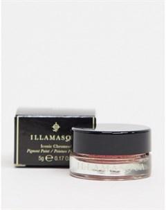 Кремовые тени для век iconic chrome Фиолетовый Illamasqua