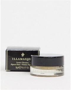 Кремовые тени для век iconic chrome Коричневый Illamasqua