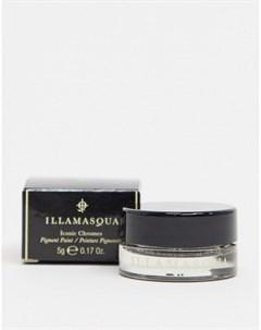Кремовые тени для век iconic chrome Золотой Illamasqua
