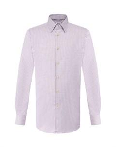 Хлопковая сорочка Kiton