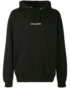 Толстовка Unloveable с капюшоном F.a.m.t.