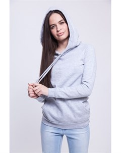 Толстовка Ladies High Neck Raglan Hoody женская Grey S Urban classics
