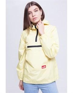 Анорак Target женский Светло Желтый XS Skills