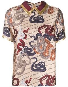 топ Snake Artwork Scotch&soda
