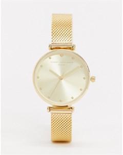 Металлические наручные часы Золотой Johnny loves rosie