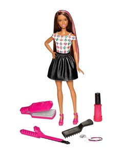 Барби Брюнетка Кудри Barbie