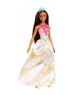 Барби Принцесса брюнетка Barbie