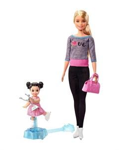 Барби Фигурное катание Barbie