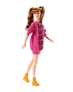 Барби Одень сердце в розовое Barbie