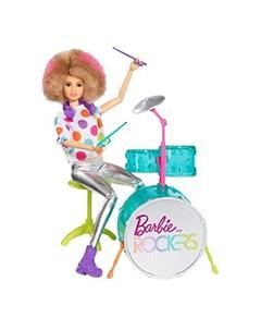 Барби Рок музыкант Barbie