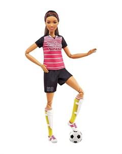 Барби Футболистка Barbie