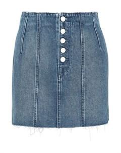 Джинсовая юбка Grlfrnd