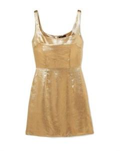 Короткое платье De la vali