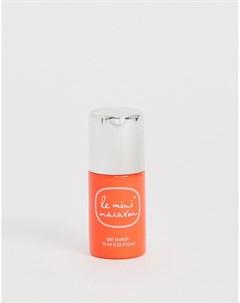 Гелевый лак для ногтей Tropical Passion Оранжевый Le mini macaron