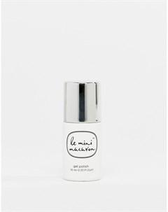 Гелевый лак для ногтей Pearlescence Белый Le mini macaron
