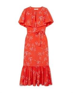 Платье миди Borgo de nor