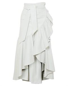 Длинная юбка Rodarte
