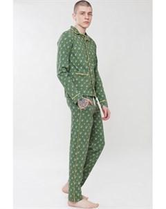 Пижама Game Green Aop L Запорожец