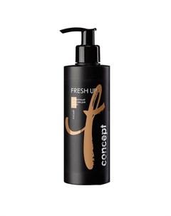 Бальзам Fresh Up Оттеночный для Русых Оттенков Волос 250 мл Concept