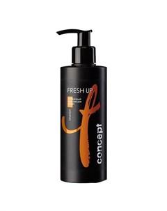 Бальзам Fresh Up Оттеночный для Медных Оттенков Волос 250 мл Concept