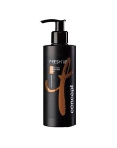 Бальзам Fresh Up Оттеночный для Коричневых Оттенков Волос 250 мл Concept