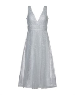 Платье миди Marchesa notte