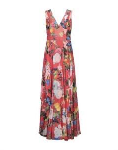 Длинное платье Twins beach couture