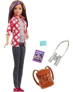 Кукла Скиппер из серии Путешествия Barbie