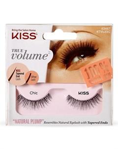 True Volume Накладные Ресницы Lash Chic 02 Kiss