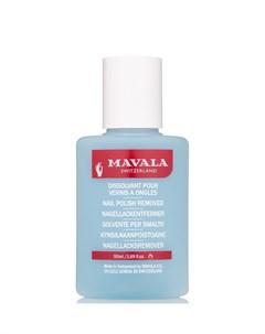 Nail Polsh Remover Blue Жидкость Для Снятия Лака 50 Мл Mavala