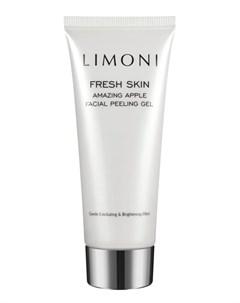Fresh Skin Amazing Apple Пилинг Гель Для Лица Яблочный 100 Мл Limoni