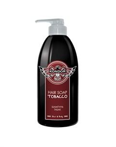 Hair And Body Шампунь Для Волос Табак 750 Мл Kondor