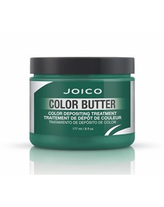 Color Butter Маска Тонирующая С Интенсивным Зеленым Пигментом 177 Мл Joico